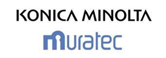 logo konica Minolta and muratec